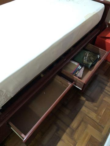 Cama e colchão de solteiro - Foto 4