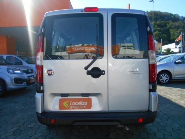 FIAT DOBLÒ 2018/2018 1.8 MPI ESSENCE 7L 16V FLEX 4P MANUAL - Foto 3
