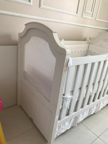 Vendo Berço ( mini cama) Classic Quater - Sem uso - Foto 2
