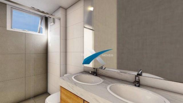Apartamento com 3 dormitórios à venda, 80 m² por r$ 369.999 - havaí - belo horizonte/mg - Foto 8