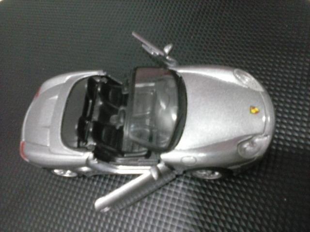 Miniatura Carrinho Porsche Boxster - Foto 5