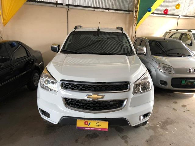 Vendo-chevrolet ltz aut. 4x4 (diesel),a mais nova do brasil - Foto 3