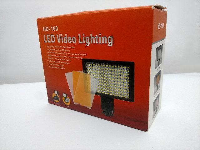 Luminária portátil - Modelo - HD - 160 - Foto 4