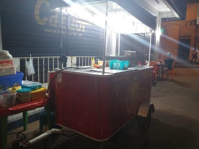 Food truck retrô ; - Foto 2