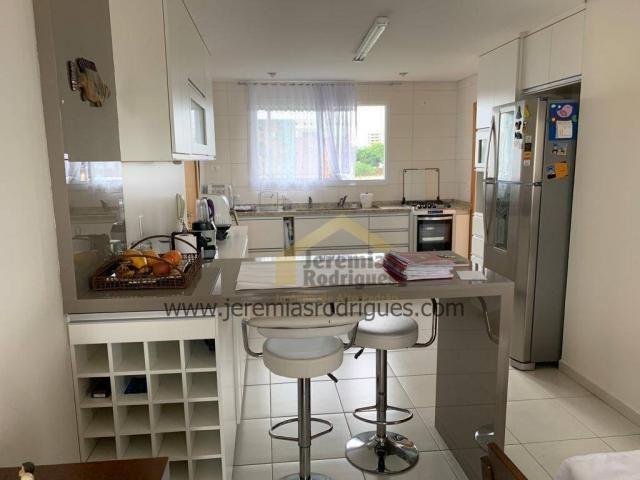 Apartamento com 3 dormitórios à venda, 166 m² por r$ 850.000,00 - condomínio des arts - ta - Foto 4