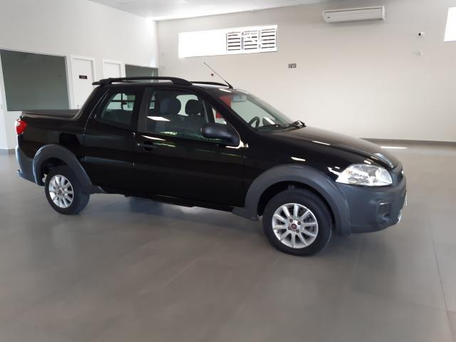 FIAT STRADA 2014/2015 1.4 MPI WORKING CD 8V FLEX 3P MANUAL - Foto 4