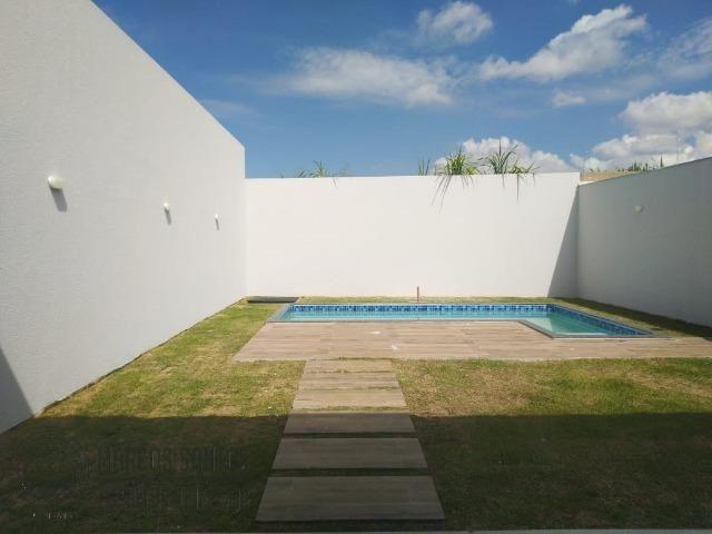Linda casa nova moderna de alto padrão em rua 06 Vicente Pires - Foto 19