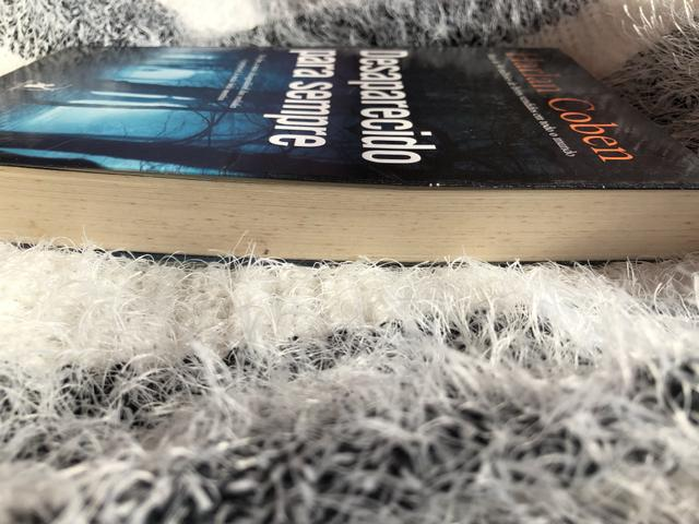 Livro: Desaparecido para sempre - Harlan Coben - Foto 2