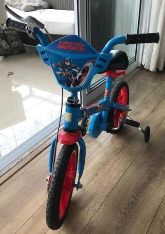 Bicicleta super herói - Foto 2