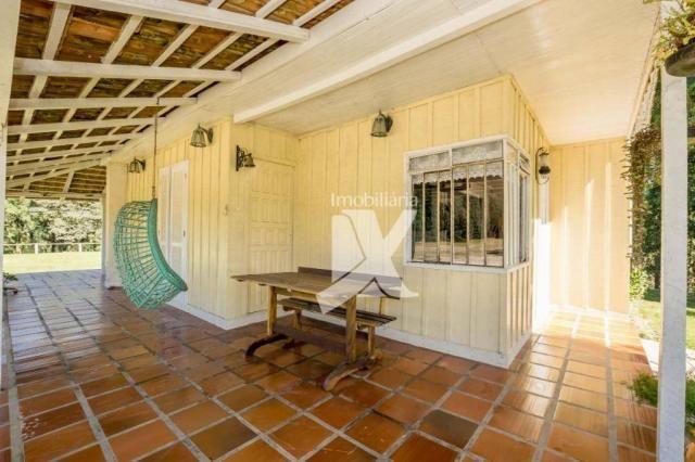 Chácara com 1 dormitório à venda, 60500 m² por r$ 599.000,00 - centro - colombo/pr - Foto 6