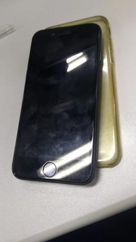 IPhone 7 128 gb preto Mate - Foto 4