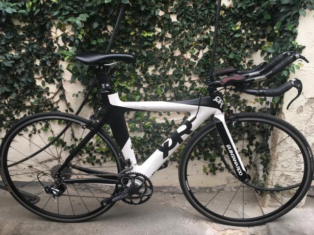 Quintana Roo Kilo - Ultegra 11v (bicicleta triathlon tt)