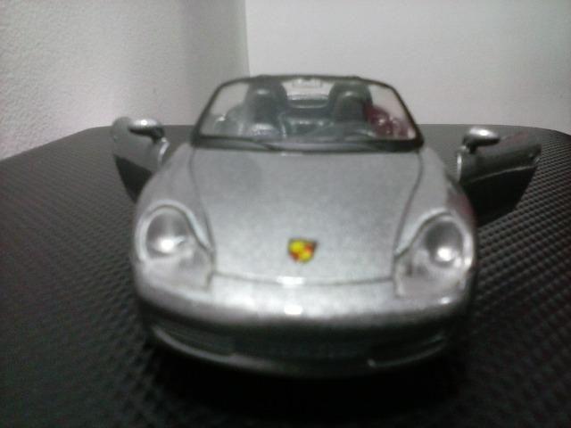 Miniatura Carrinho Porsche Boxster - Foto 3
