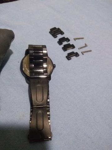 Relógio Dumont - Black - Foto 3