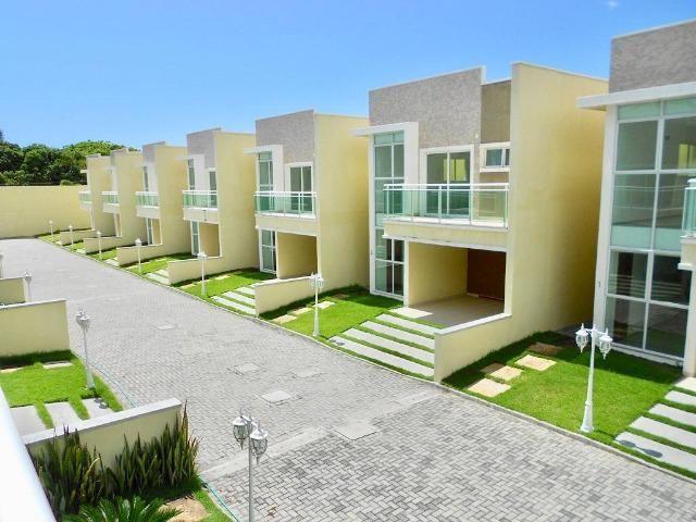 CA0780 - Casa duplex nova em condomínio fechado na Lagoa Redonda - Foto 13