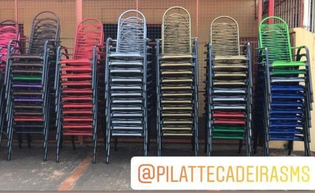 Cadeiras de fio novas - Foto 6