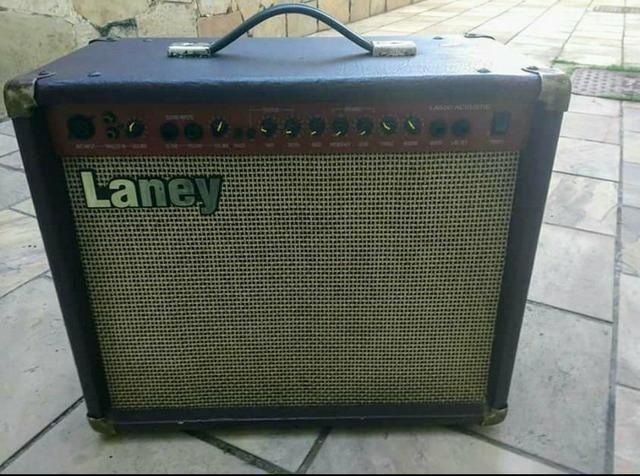 Amplificador Laney oferta!! - Foto 4