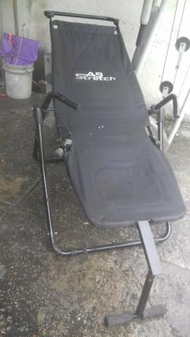 Aparelho de musculação e cadeira abdominal - Foto 6