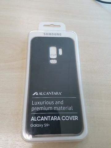 Capa Alcântara Galaxy S9+