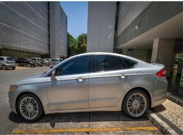 Ford Fusion 2.0 Gtdi Titanium Aut 4p - Foto 8