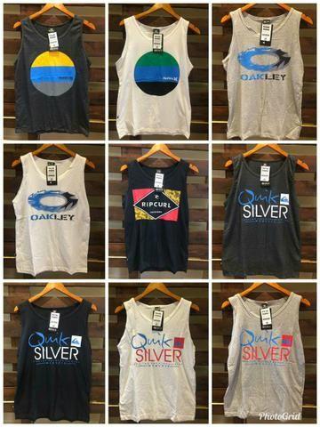1d7e684869b60 Camisetas regatas no atacado - Roupas e calçados - Ceilândia Norte ...