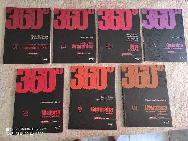 Coleção de Livros 360 FTD, do 1° ao 3° ano do ensino médio  - Foto 4