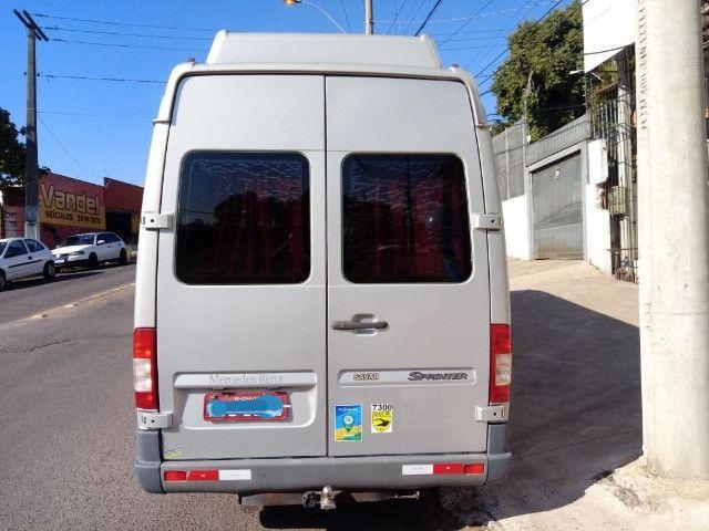 Microônibus I/M Benz Sprt Si Tnei Lu Diesel 2012 Completo - Foto 5