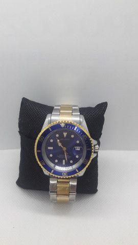 Relógio Arlanch Masculino Importado Pronta Entrega 3 Cores - Foto 5