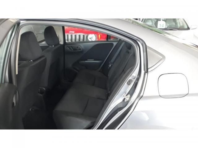 Honda City Sedan Lx 1.5 Flex 16v 4p Aut. - Foto 8