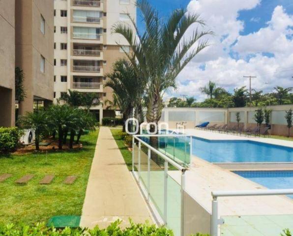 Apartamento com 3 dormitórios à venda, 106 m² por R$ 470.000,00 - Setor Goiânia 2 - Goiâni - Foto 17