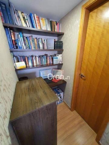 Apartamento com 3 dormitórios à venda, 106 m² por R$ 470.000,00 - Setor Goiânia 2 - Goiâni - Foto 13