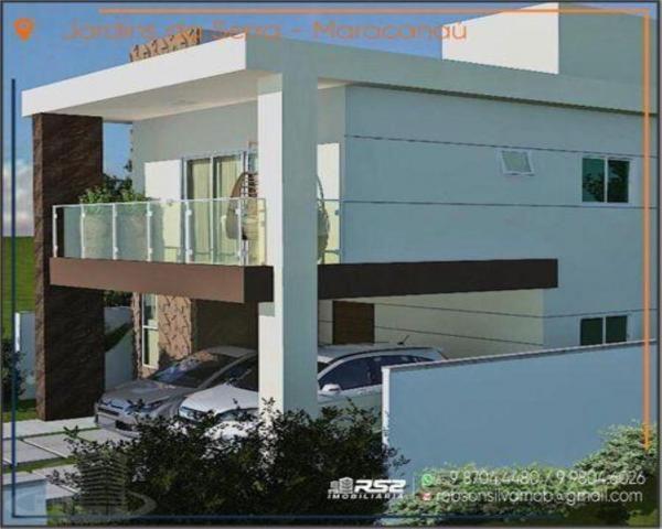 Casa em Condomínio para Venda em Maracanaú / CE no bairro Cágado, Casa a venda Jardins da  - Foto 5