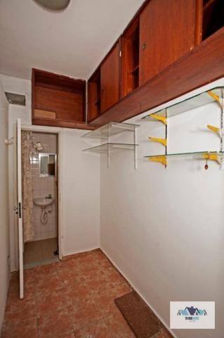 Apartamento com 3 dormitórios à venda, 130 m² por R$ 949.000 - Duas vagas de garagem - Pra - Foto 13
