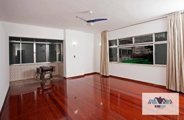 Apartamento com 3 dormitórios à venda, 130 m² por R$ 949.000 - Duas vagas de garagem - Pra - Foto 2