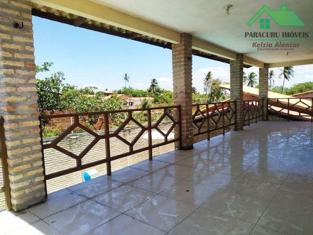 Agradável casa com piscina nas Carlotas em Paracuru - Foto 9