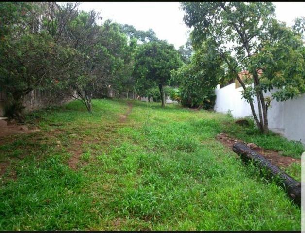 Terreno bairro Cascata. 400m². Ótima vista! Escriturado!