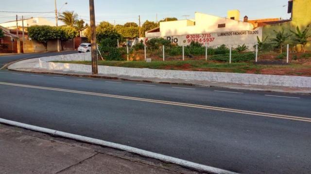 Terreno à venda com 0 dormitórios em Parque jaguare, Sao jose do rio preto cod:V5055