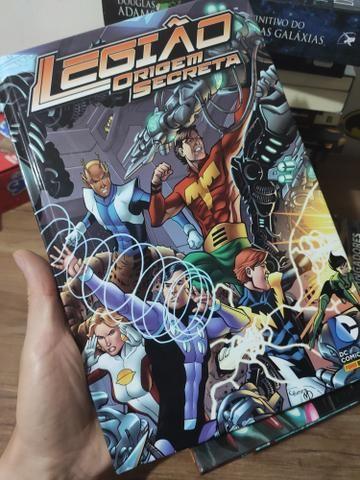 Hq - superman brainiac + legião - a origem secreta - Foto 2