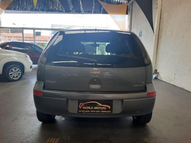 Corsa hatch max 1.4 ano 2011/ financio - Foto 4