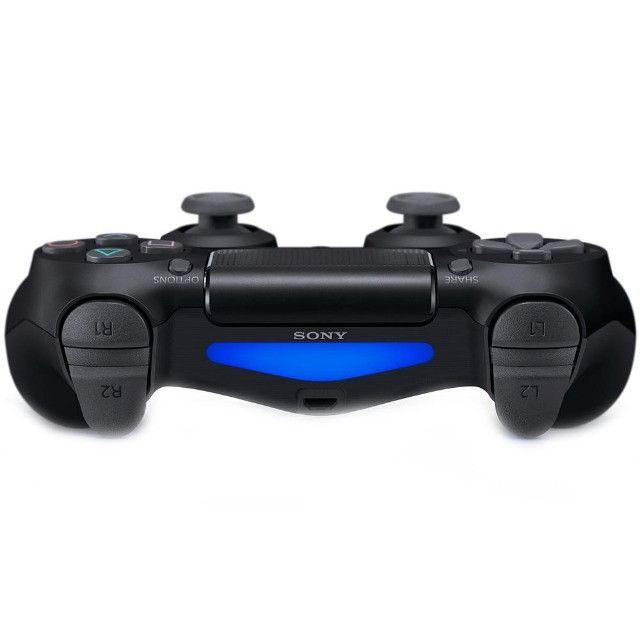 Controle Sony Dualshock 4 PS4, Sem Fio, Preto - CUH-ZCT2U - Foto 6