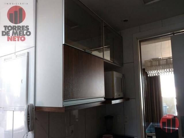 Apartamento à venda, 130 m² por R$ 1.050.000,00 - Fátima - Fortaleza/CE - Foto 6