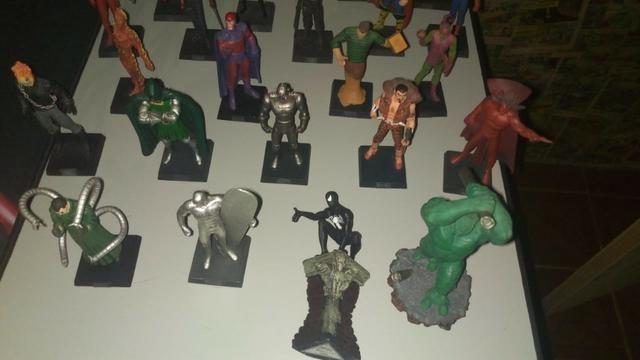Miniaturas Marvel Eaglemoss - Foto 2