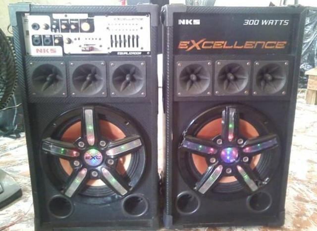 Caixa amplificada NKS Excellence - Foto 4