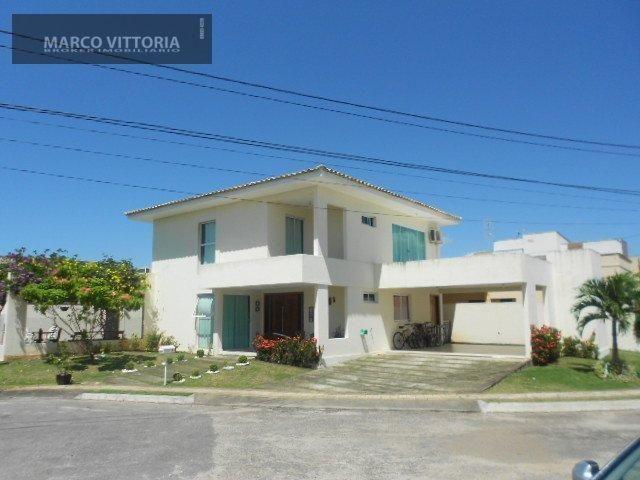 Casa de condomínio à venda com 4 dormitórios cod:Casa V 121