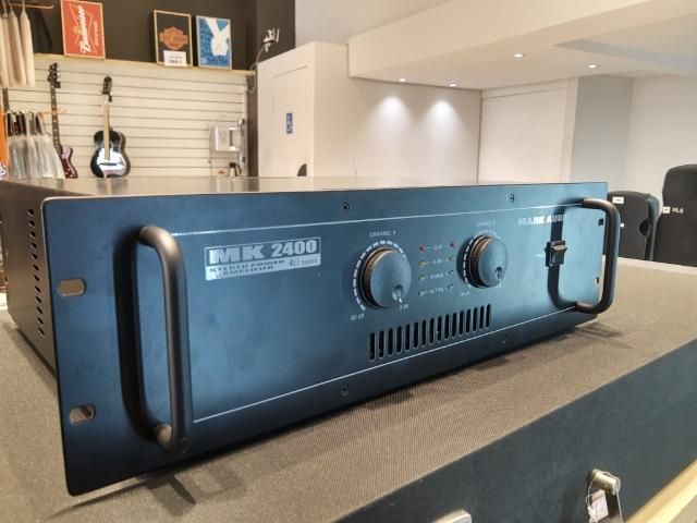 Amplificador Mark Audio 400W RMS (Novo) - Foto 2