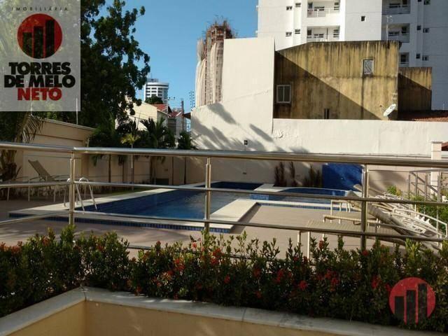 Apartamento à venda, 130 m² por R$ 1.050.000,00 - Fátima - Fortaleza/CE - Foto 14