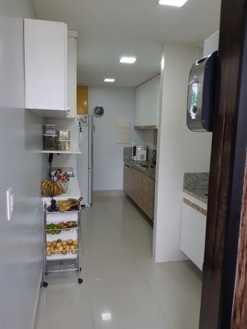 Vieira Alves - Apartamento Santa Clara com 3 suítes 100% mobiliado - Vendo 525 mil - Foto 3