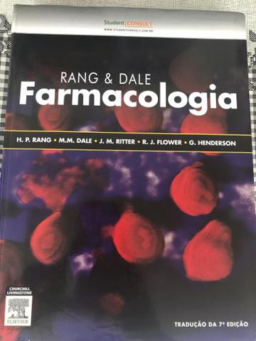 Farmacologia 7ªEdição - Rang & Dale