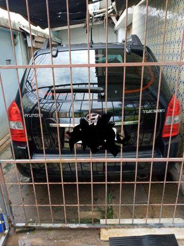 Vendo Tucson completa automática carro de garagem - Foto 13
