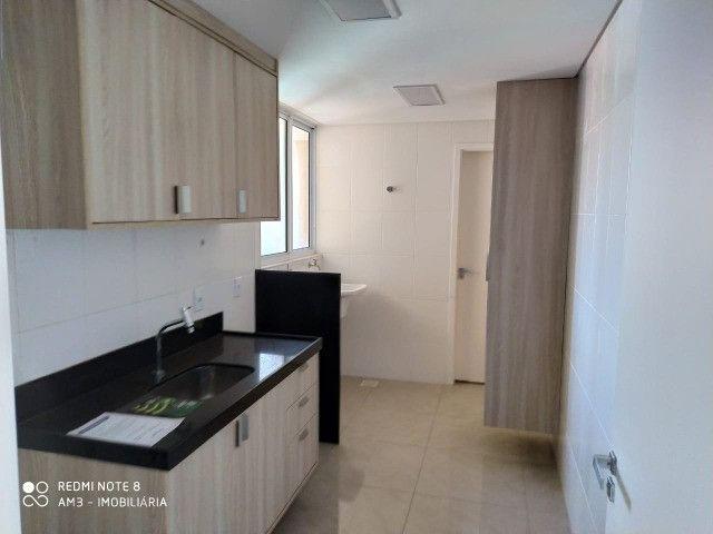 Apartamento no Edifício Paço de Santa Teresa, 97 m² , 03 quartos, armários, financiável! - Foto 5